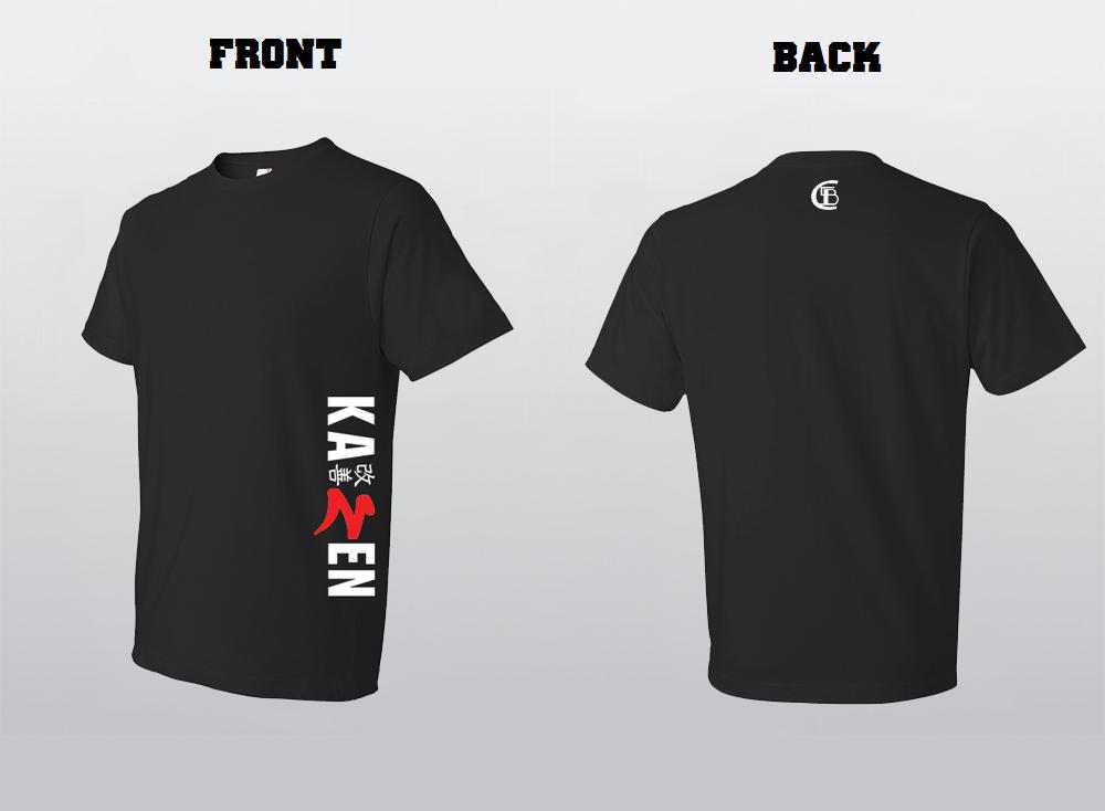 CB- Kaizen Side T-Shirt