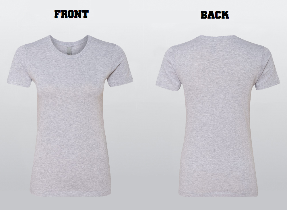 Women's Fitted CottonT-Shirt -