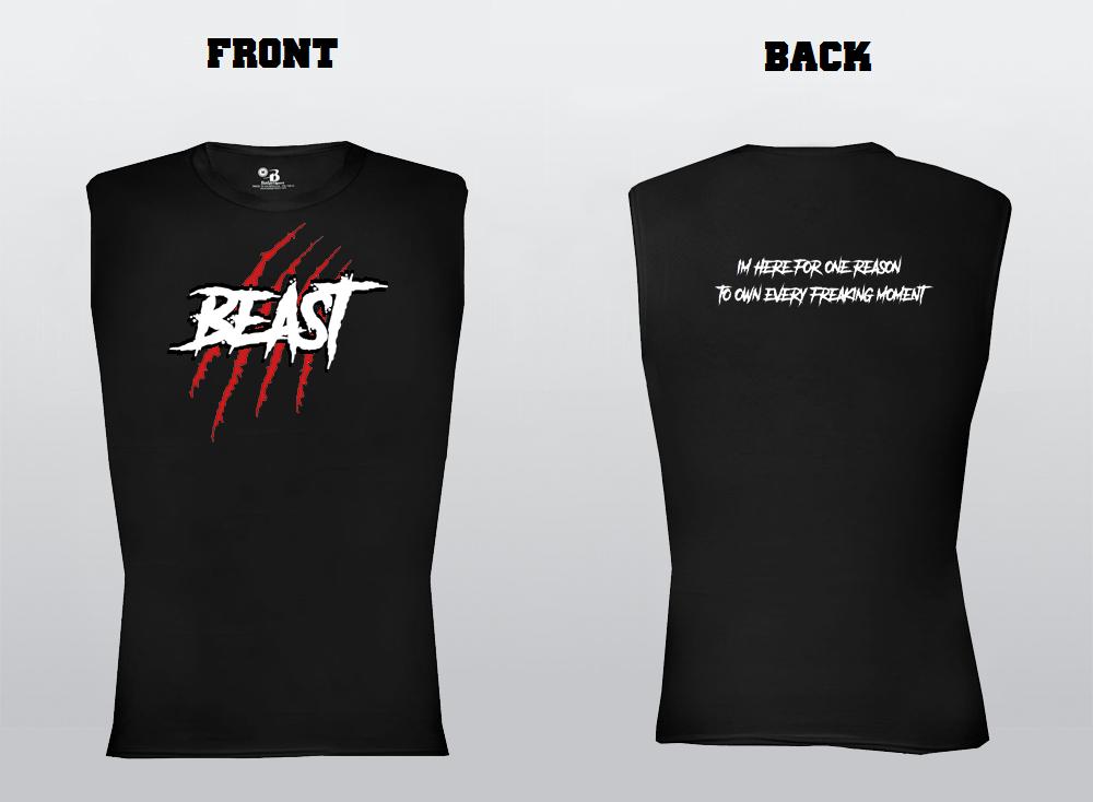 P.A. Beast Men's Tank Top
