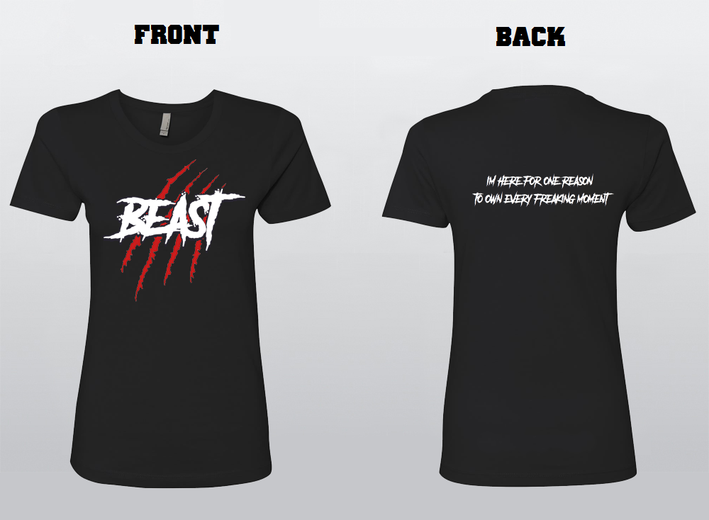 P.A. Beast Women's Fitted Shirt
