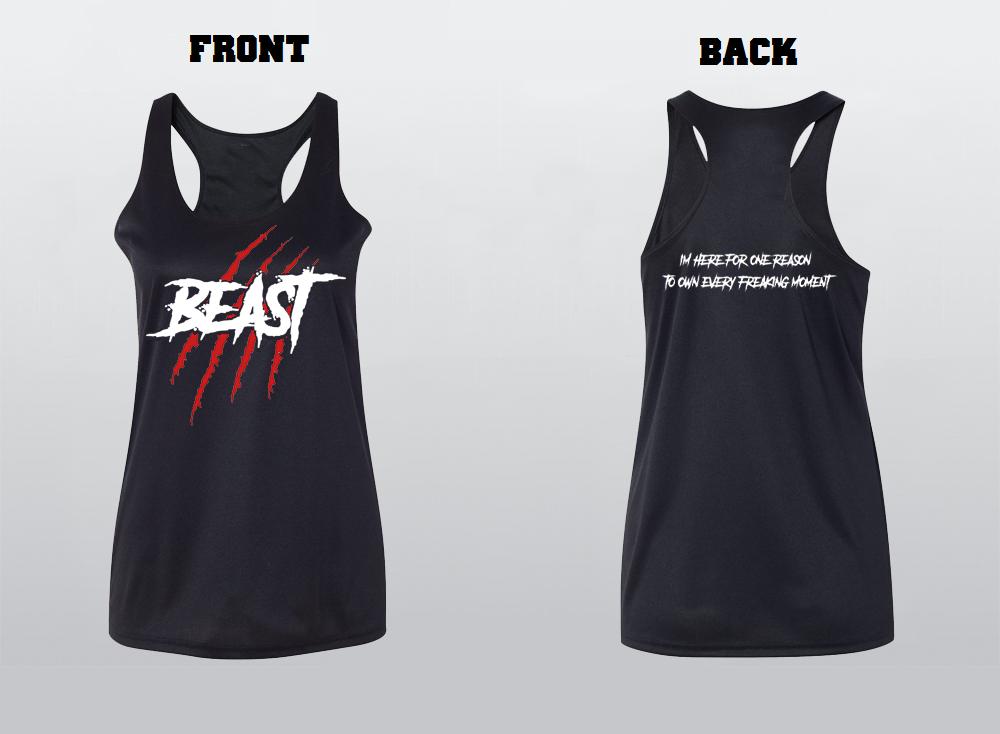 P.A. Beast Women's Perf. Tank Top