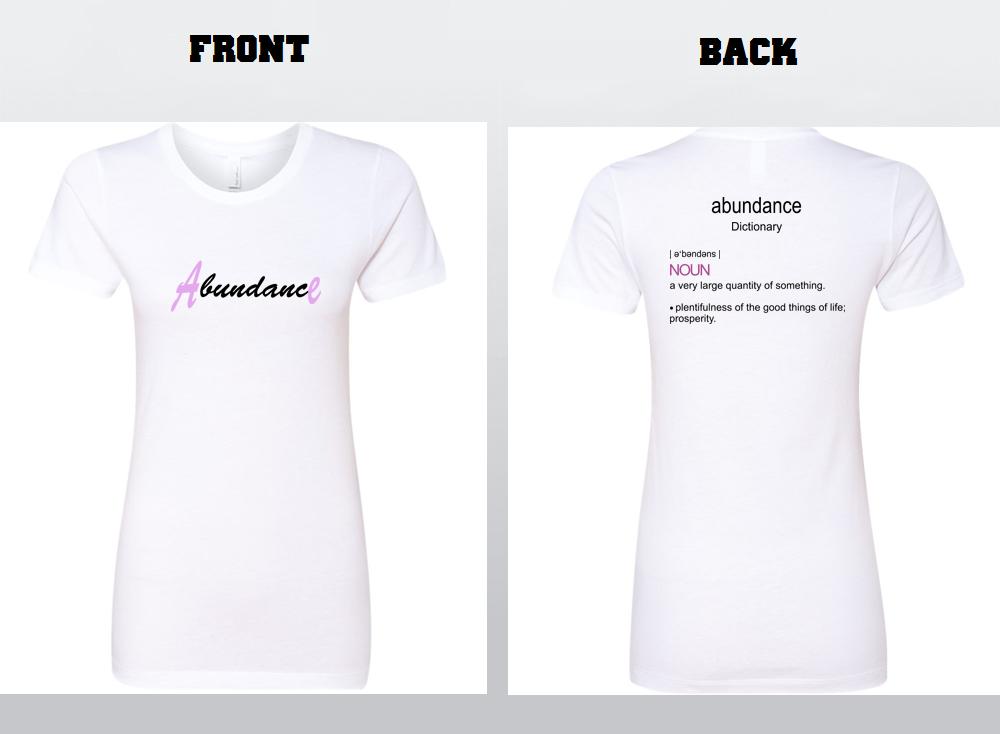 Abundance Women's Shirt