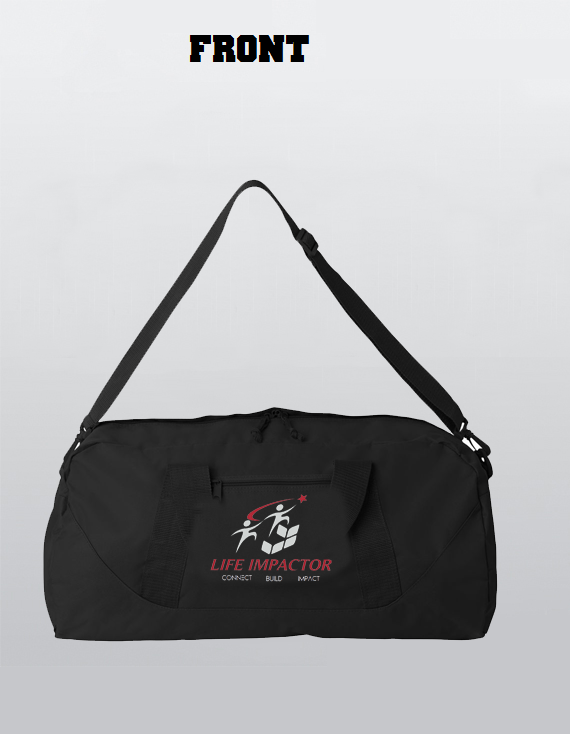 Edward Inspires Duffel Bag