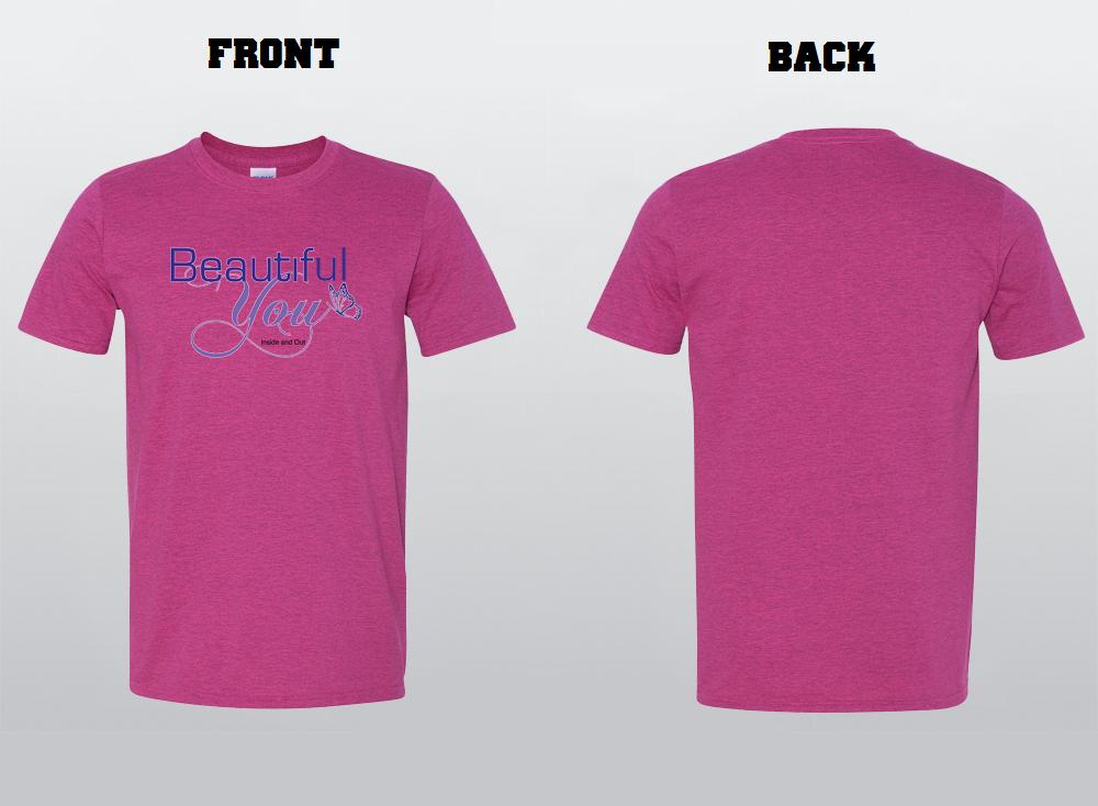 Beautiful You Men/Women T-Shirt
