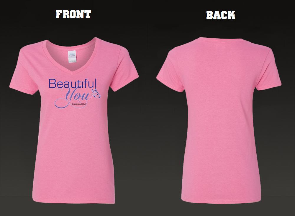 Beautiful You Women's Shirt