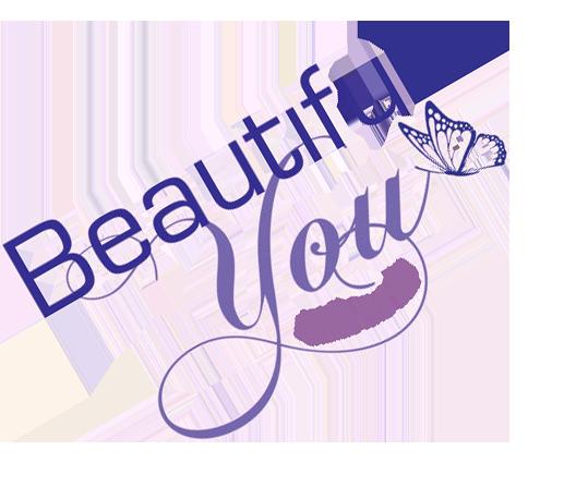 Beautiful You Sticker
