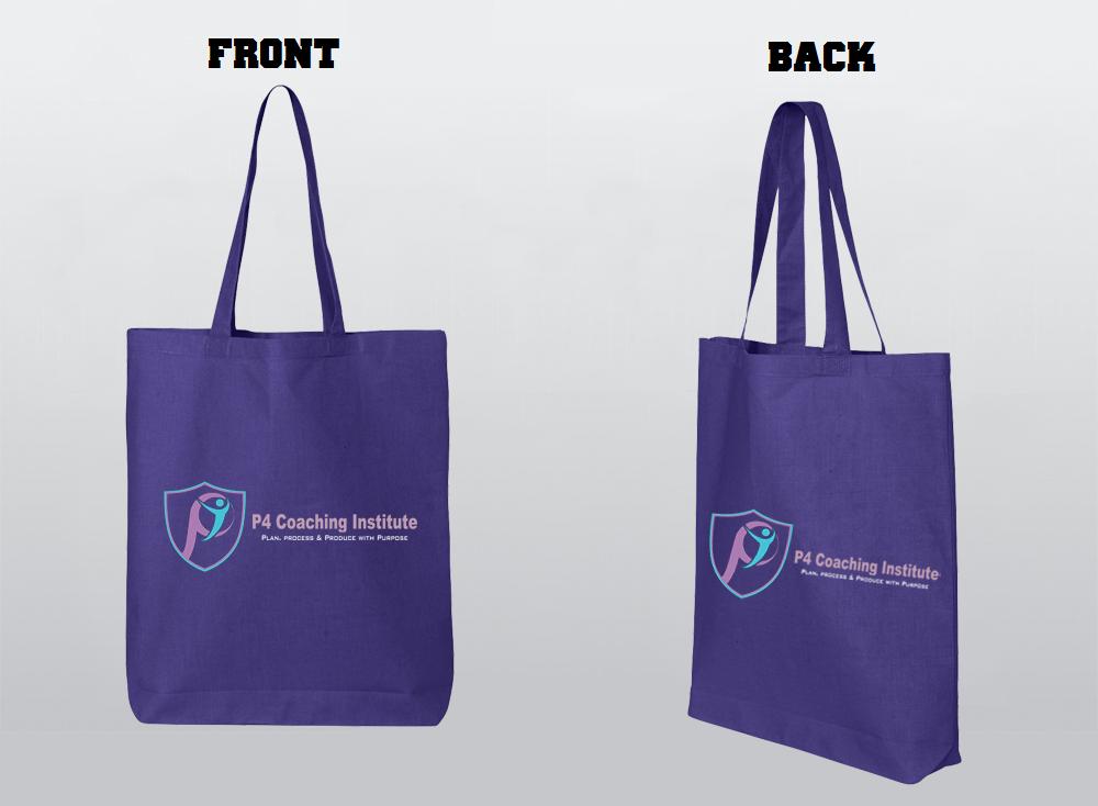 P4 Coaching Institute Tote Bag