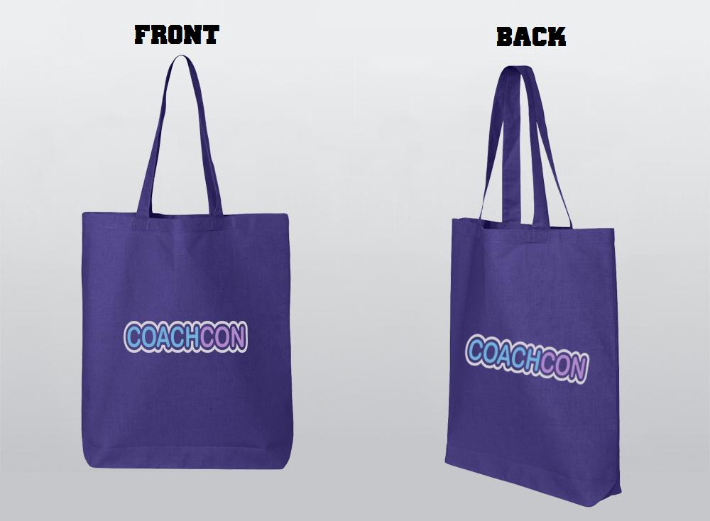 CoachCon Tote Bag