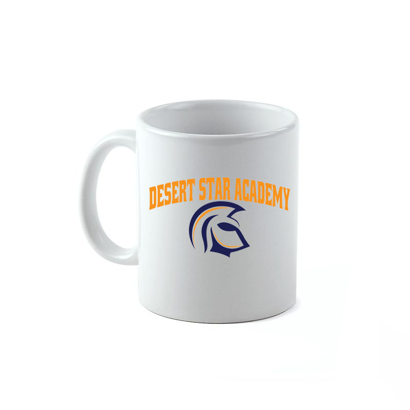Desert Star Academy Coffee Cup