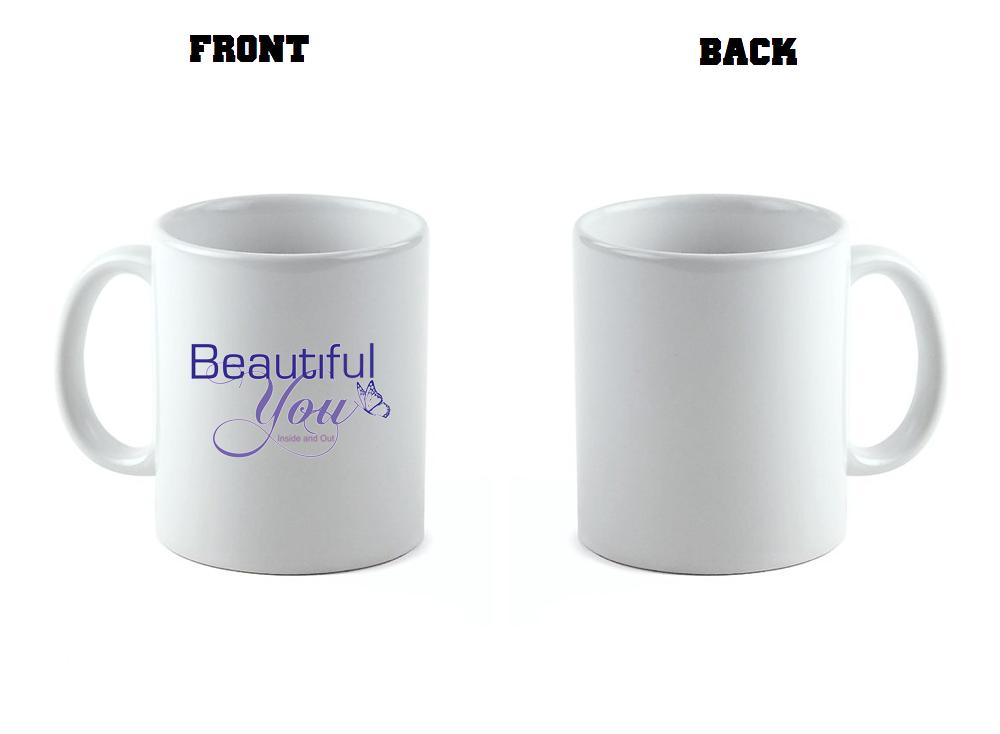 Beautiful You- Coffee Cup