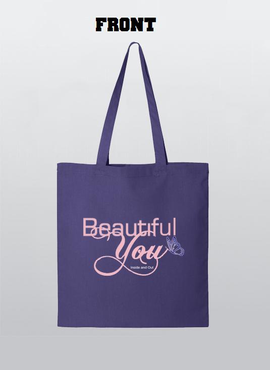 Beautiful You Tote Bag