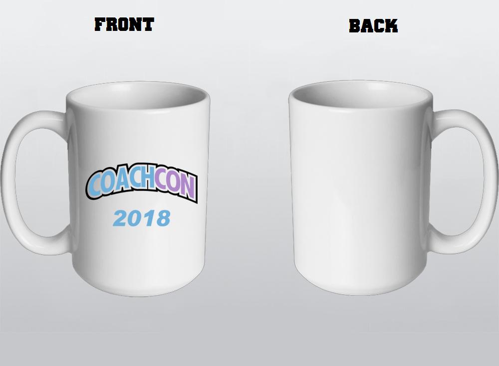 CoachCon Coffee Mug