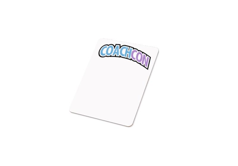 CoachCon Dry Erase Board