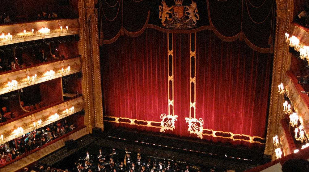 Save the Opera