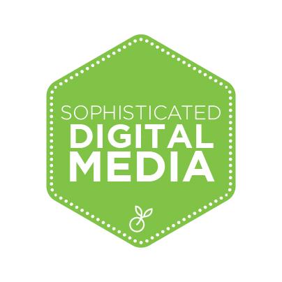 Sophisticated Digital Media Package