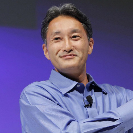 Kaz Hirai,   Sony Corporation,              2013 Honoree