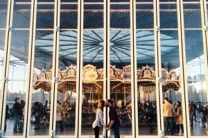 carousel kiss