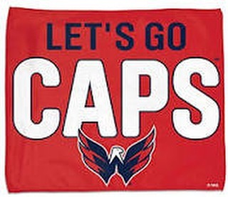 Caps are ON @ Rockwell. Let's GO CAPS!