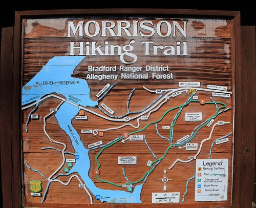 Allegheny National Forest Hiking Trails — Allegheny Outfitters