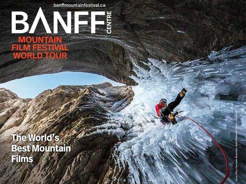 Banff Mountain Festival Ticket