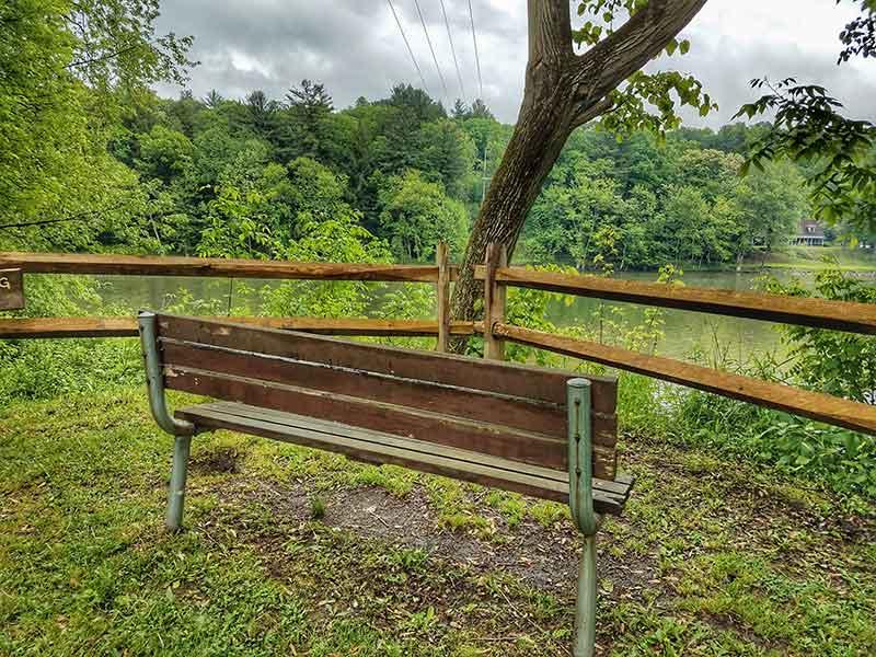 Brokenstraw/Allegheny Bench