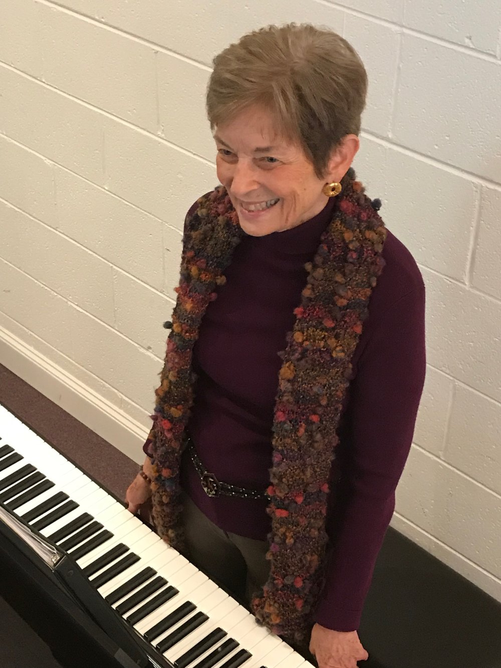 Judy Harrison -