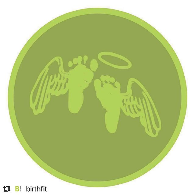 Please sent prayers and thoughts to a friend of mine and her family 💚🕯#birthfit #birthfitcoach