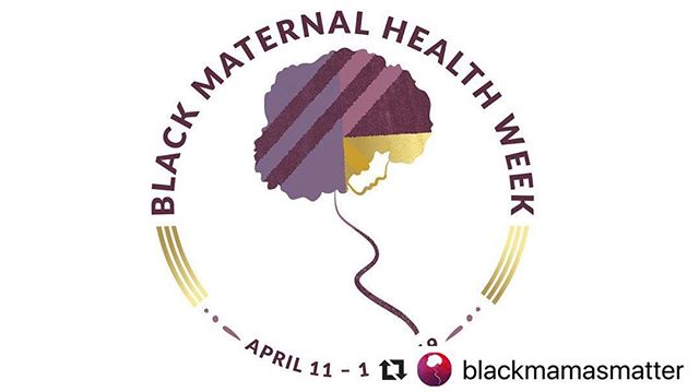 It's Black Maternal Health Week. Stop by our blog (link in bio) to check out the #facts and #stats on the Black Maternal Health Crisis in Georgia. Our @universityofga intern @brooke.blocker has spent this semester in the research around this topic. We wish to raise awareness for not only the climbing rates of maternal morbidity and mortality in the US and Georgia, but also how women of color are more adversely affected. READ: More likely to die in and around childbirth than white women. @BIRTHFIT stands for ALL women. Please check out @blackmamasmatter for all events related to #BMHW and how you can support and raise awareness.