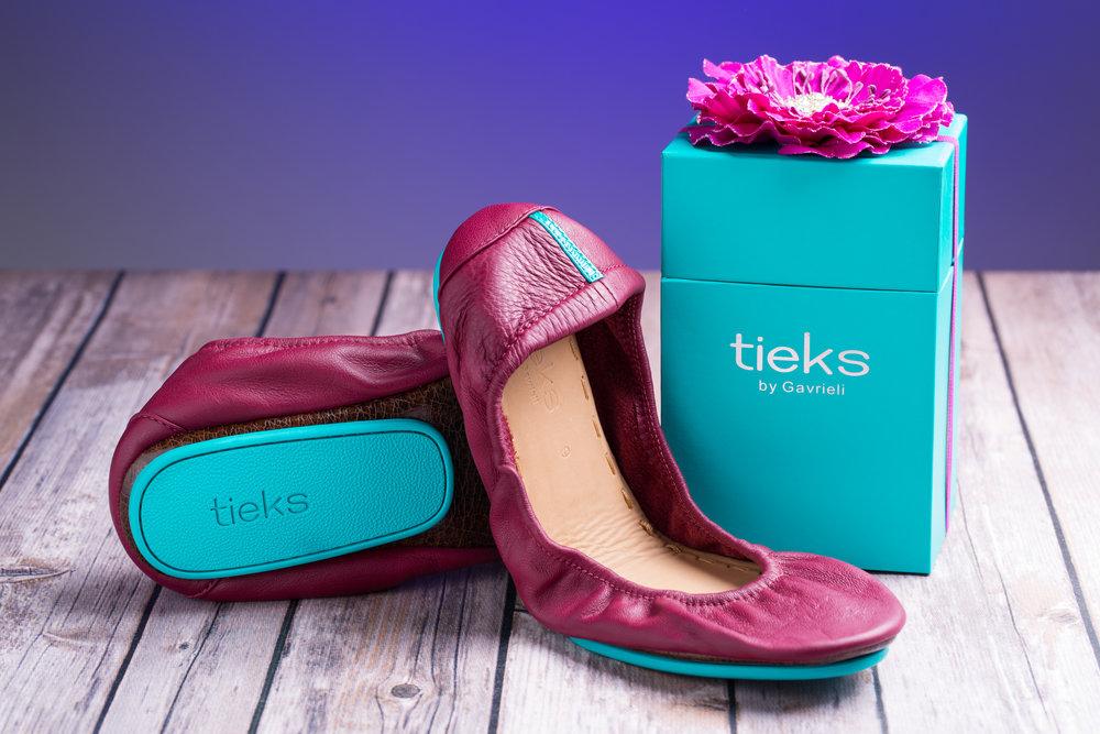 Tieks Flats