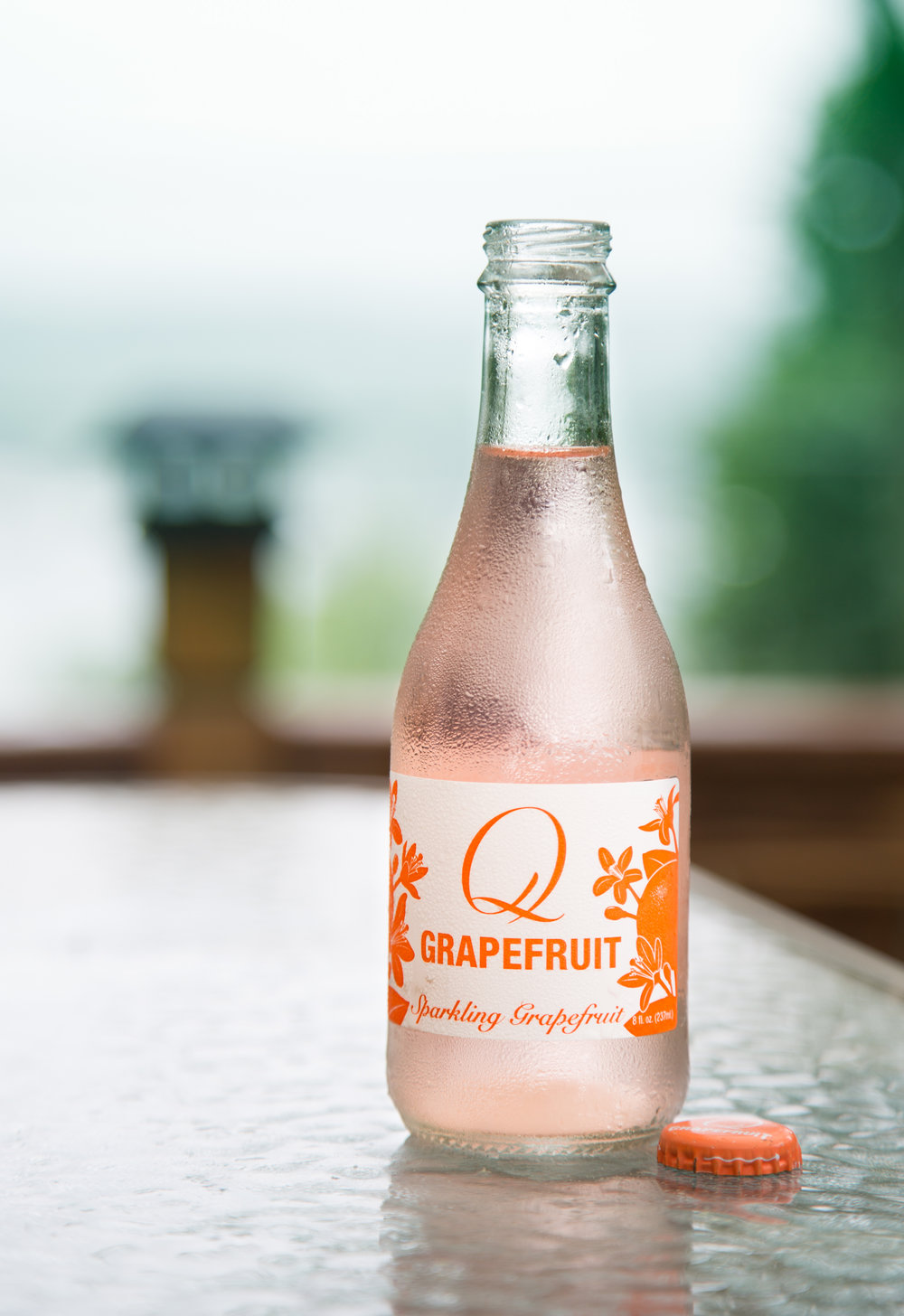 Q Grapefruit Soda