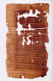 Apocalypse of Thomas  Composed in Greek between the 2nd & 4th century, it was part of the canon in the 9th & 10th centuries in parts of western Christendom (details)