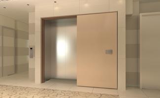 ELEVATOR HOISTWAY -