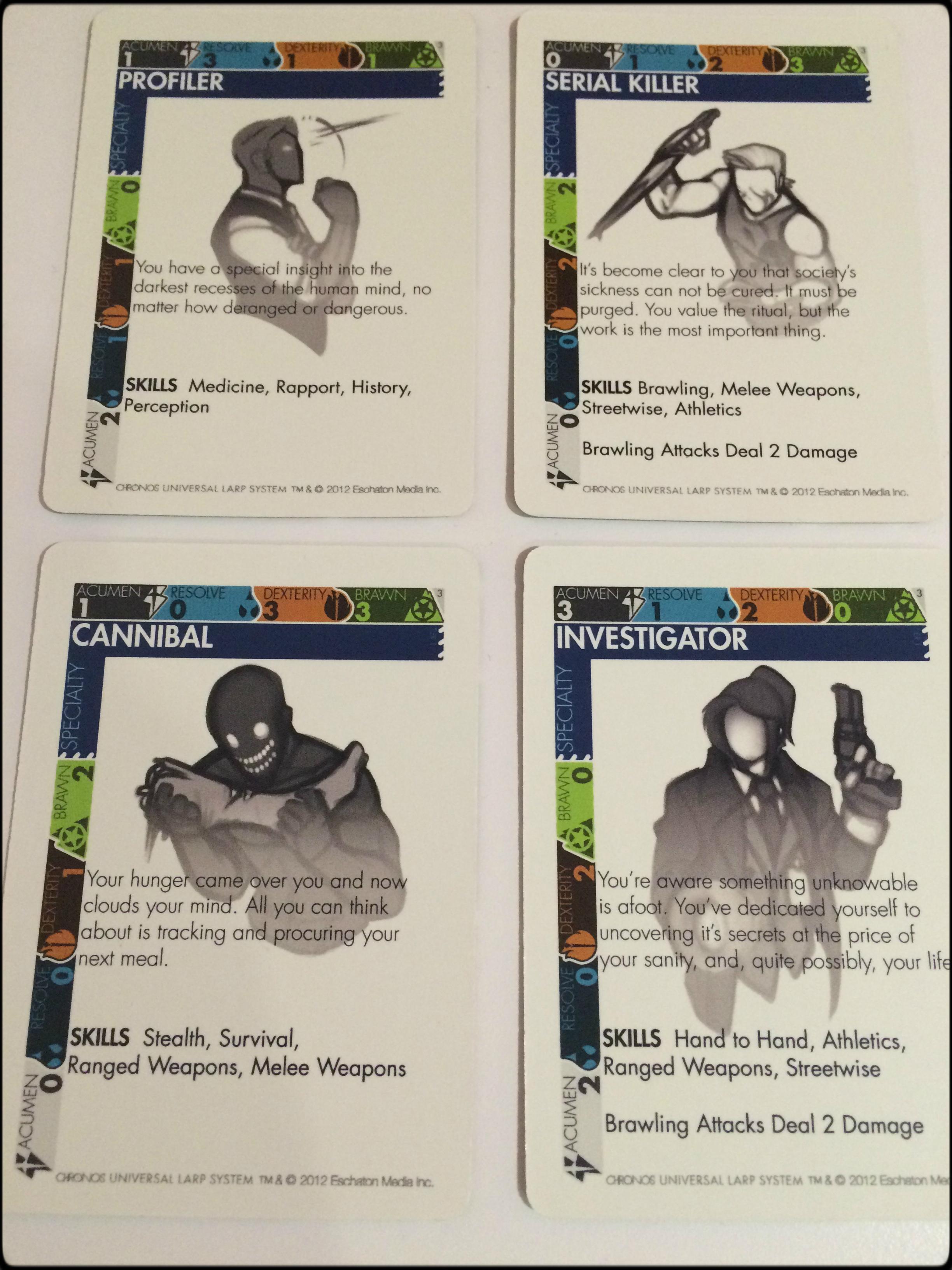 bluecards