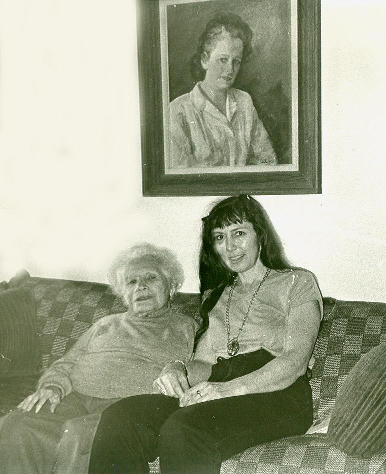 Paula and Loren