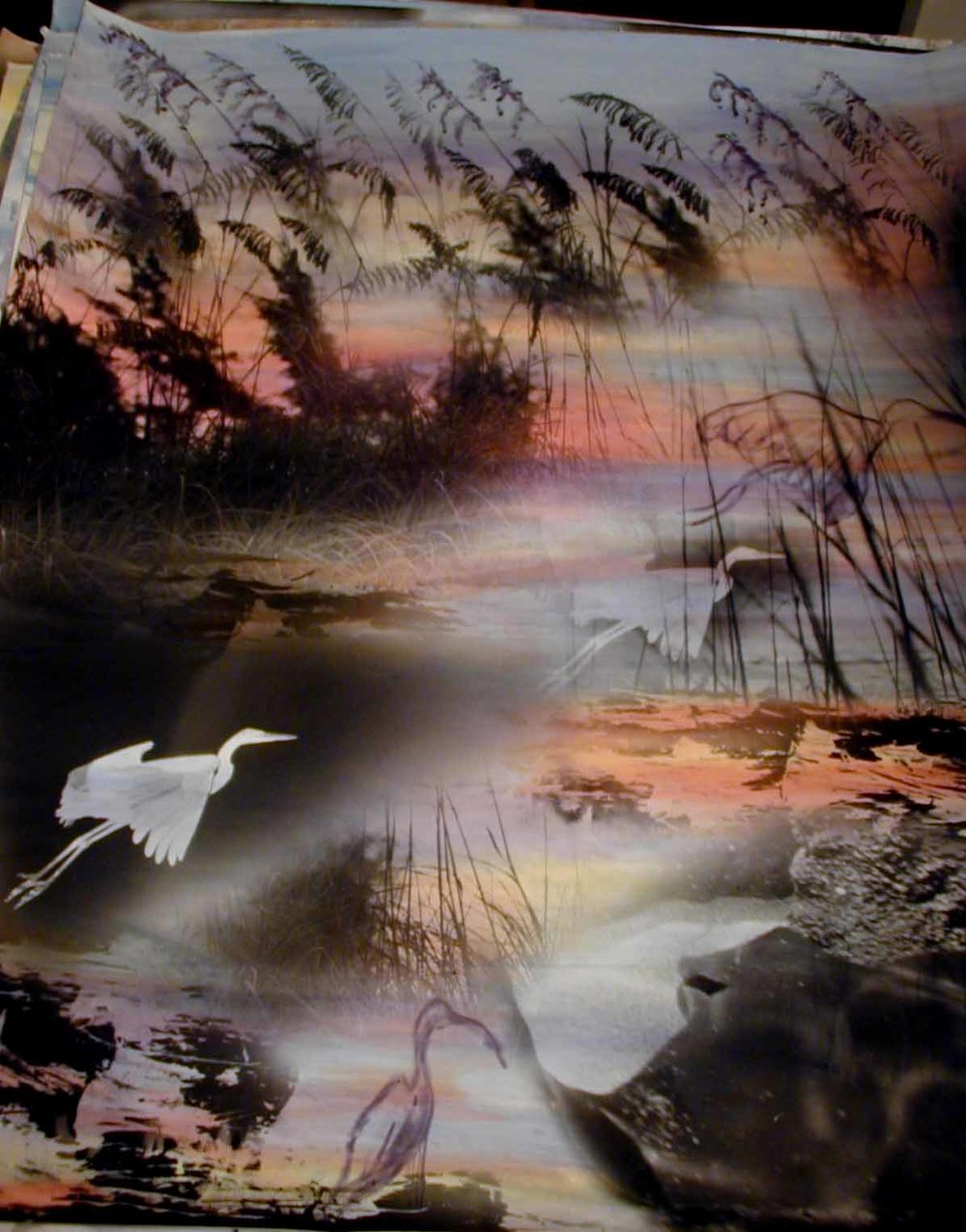 Heron at Night 40x33 lr.jpg