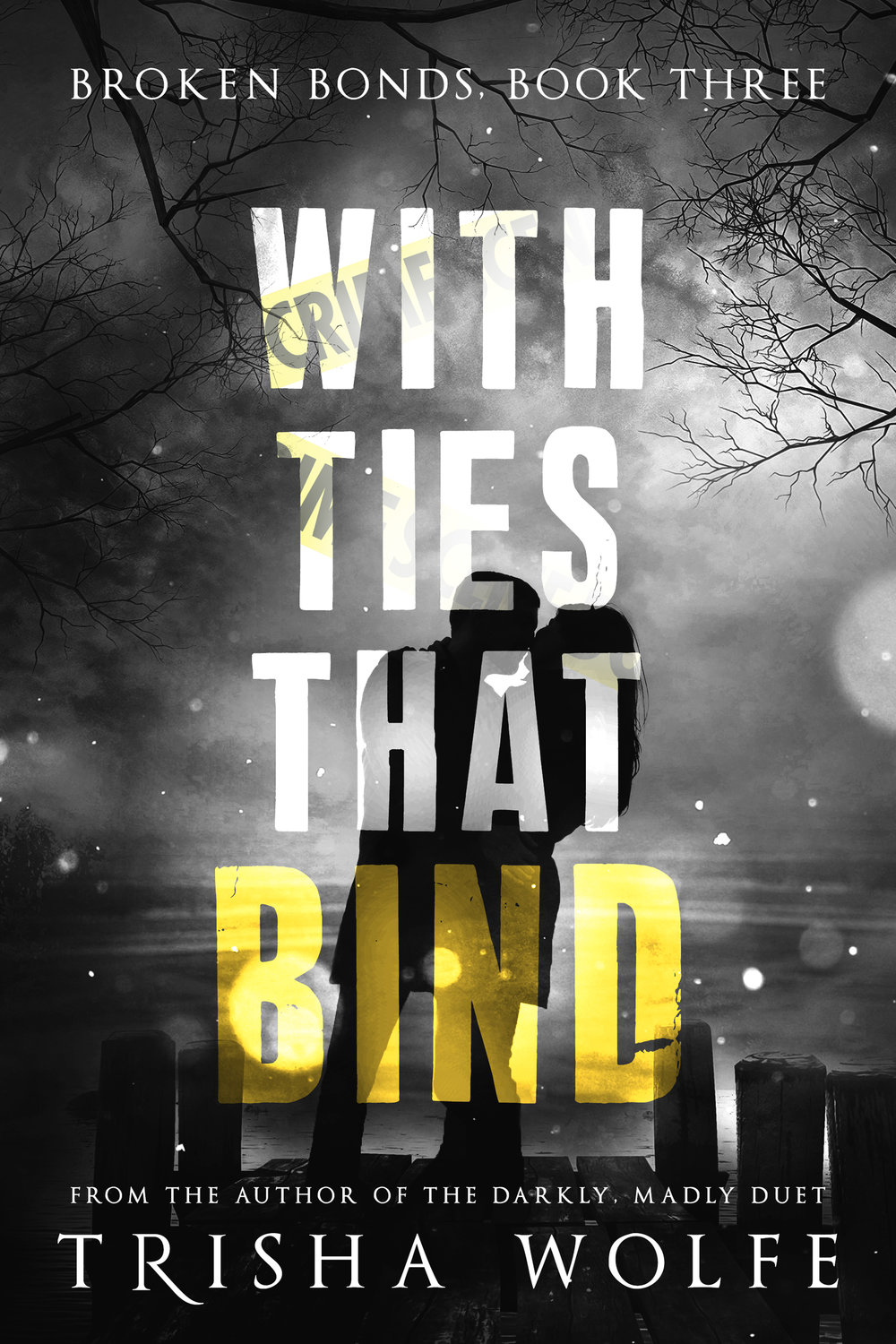 With Ties that Bind: A Broken Bonds Novel, Book Three