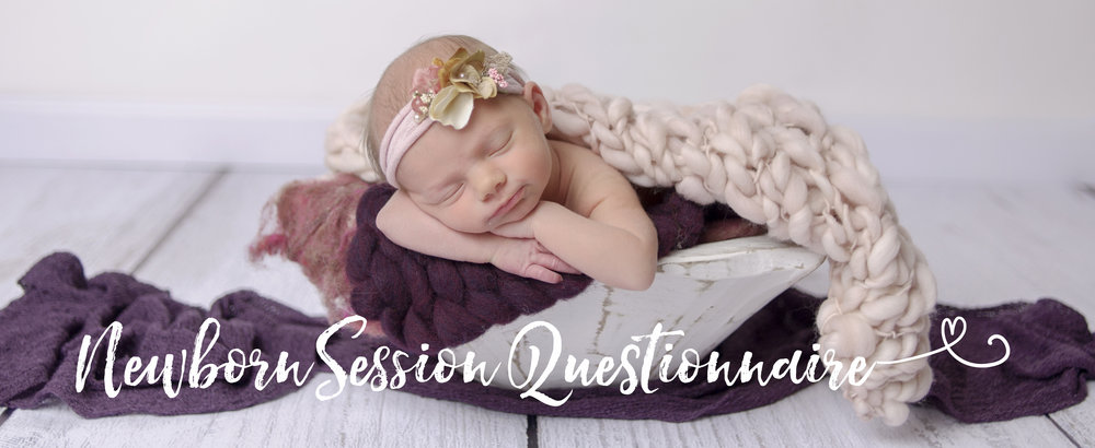 newborn-session-questionnaire-southeast-nebraska-newborn-photographer-wilber-dorchester-baby-infant-photography-purple-blanket-pink-headband-white-bowl