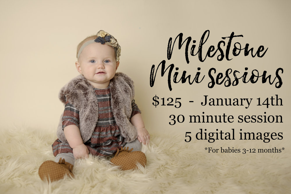 milestone mini session dorchester nebraska photographer kelsey homolka nerud