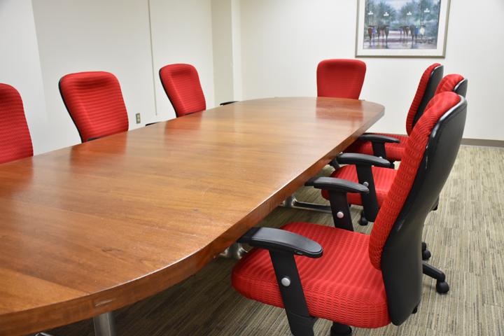 center for nonprofits at St. Mary's in Rogers board room, nwark, northwest arkansas, ark, springdale