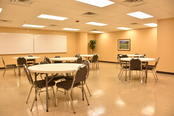 center for nonprofits at St. Mary's in Rogers meeting rooms, room reservations, nwark, northwest arkansas, ark, springdale