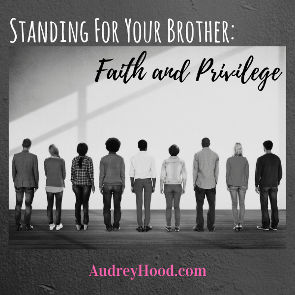 faith and privilege