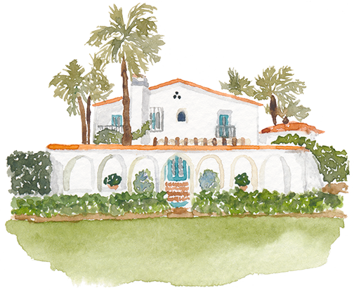 Casa de la Guerra, Santa Barbara, CA