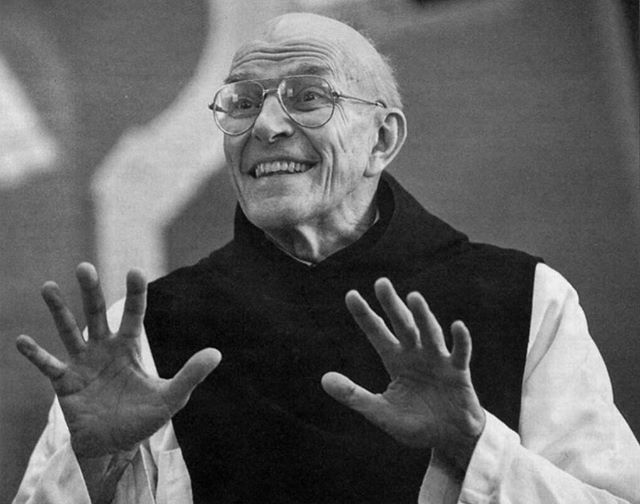 """Silence is God's first language; everything else is a poor translation."" - Thomas Keating 1923-2018 Our deep gratitude to the life and service of this great wisdom teacher."