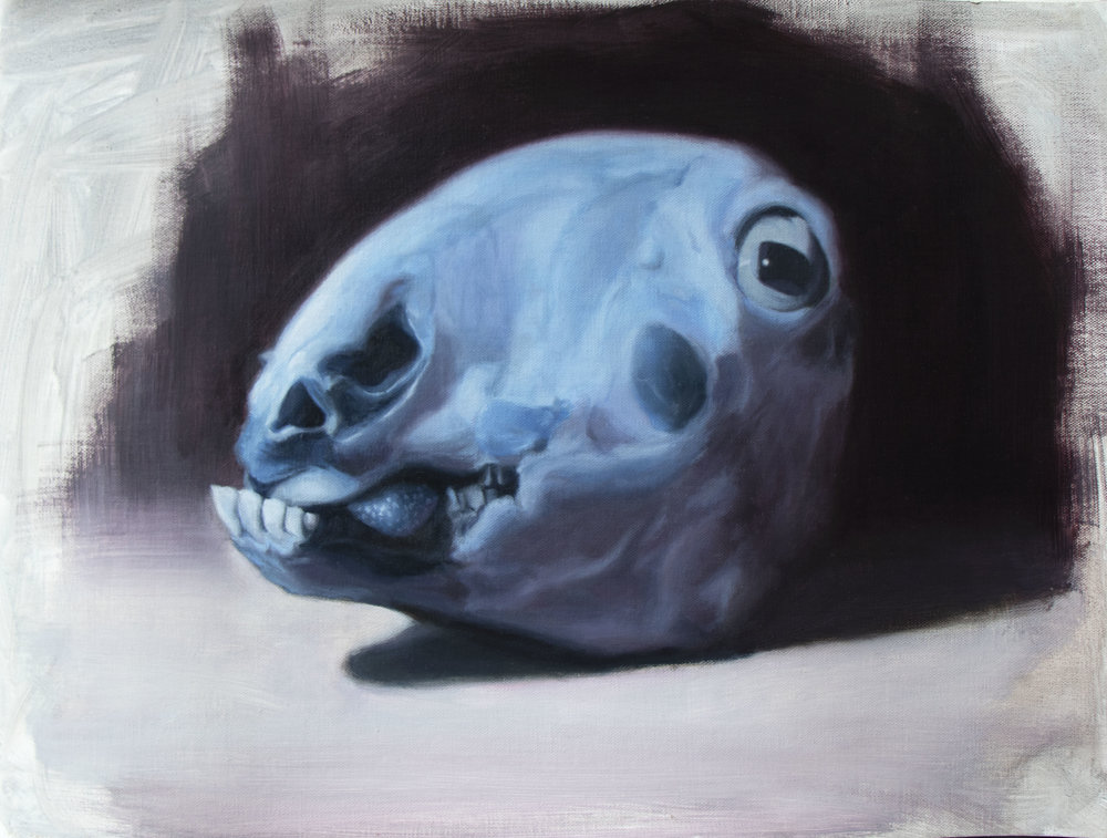 Liu_Junyi_Blue Skull.jpg