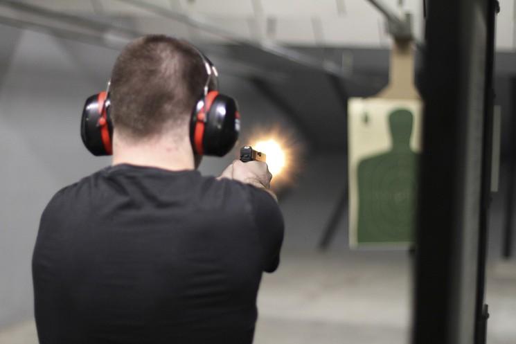 The Hand Job - The Ultimate Handgun experience