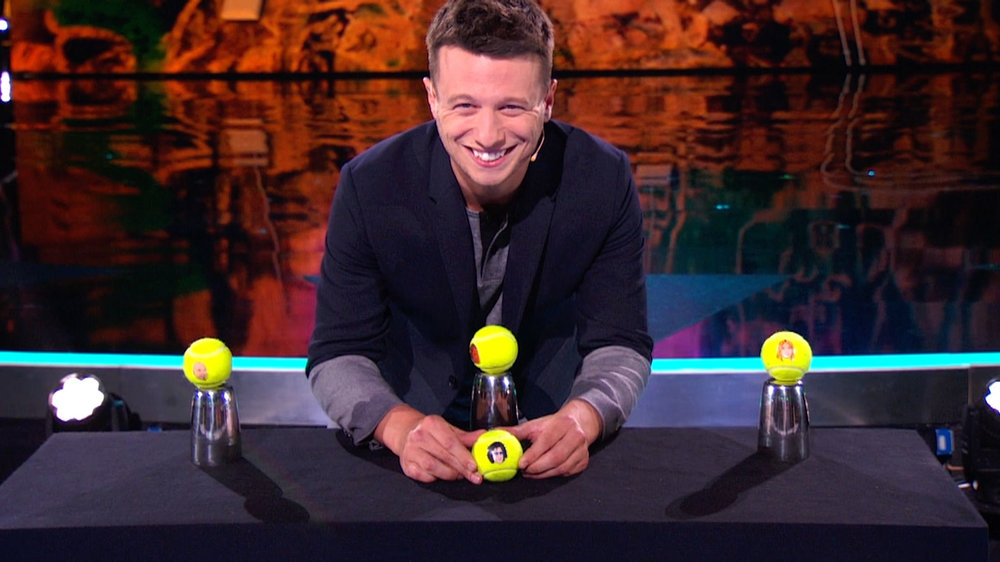 Mat Franco - Magic reinvented nightly.