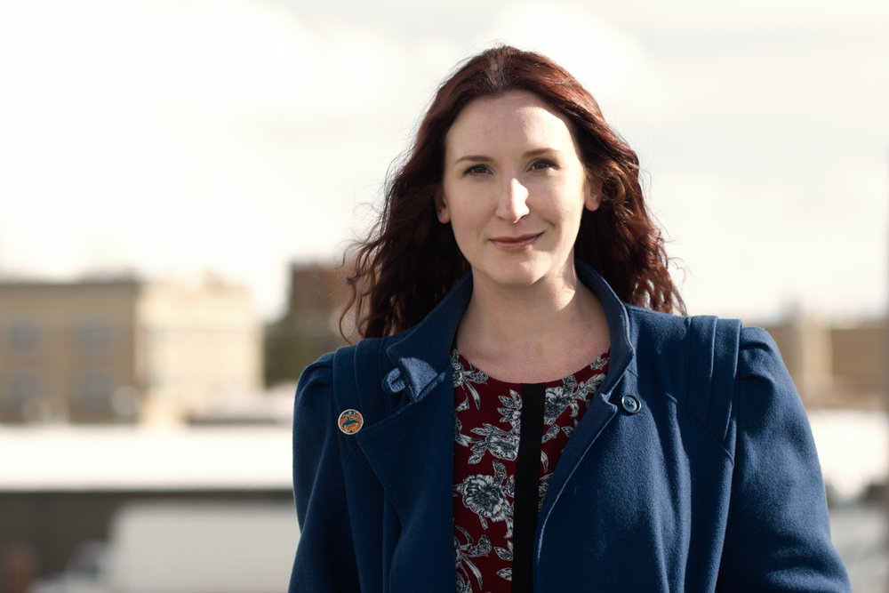 Rachelle Barkhurst, Owner @ Rachelle Rose Design