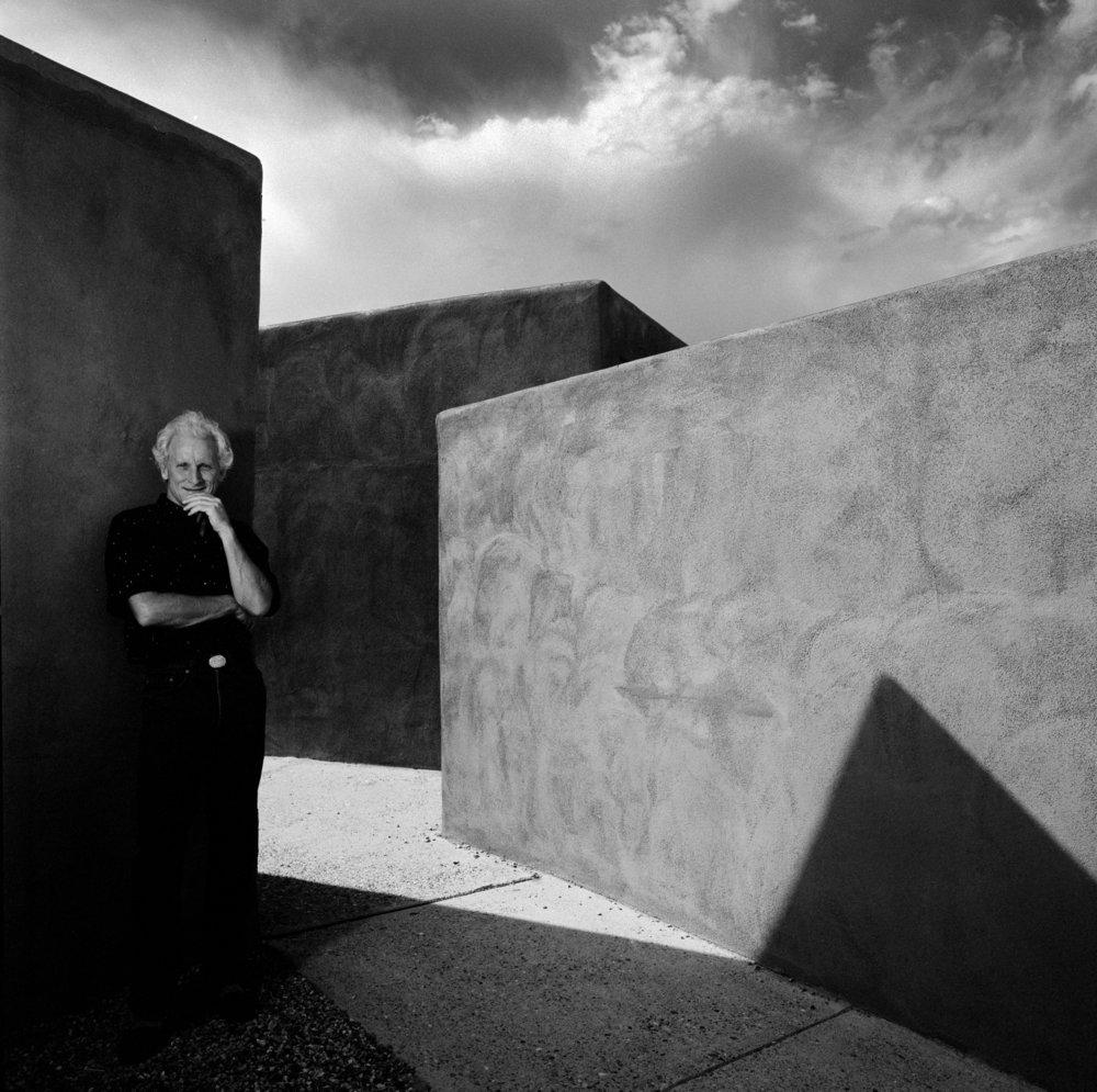 Architect Antoine Predock