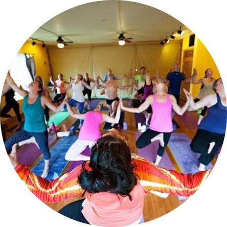 BeauRam backpack Yoga Studio