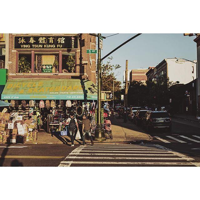 50th St. & 5th Ave. #sunsetpark #brooklyn #newyork #nyc #vsco #vscocam #brooklynitehawk #vscox